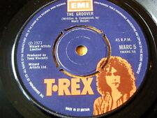 "T REX - THE GROOVER  7"" VINYL"