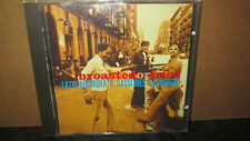 BROASTED OR FRIED LATIN BREAKBEATS,BASSLINES & BOOGALOO CD DISC VGC