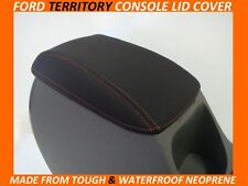 FORD TERRITORY NEOPRENE  CONSOLE LID COVER (WETSUIT MATERIAL) MAY 2004-APRIL2011
