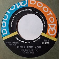 CAMEOS: Craving / Only For You DOOTONE 365 doo wop 45