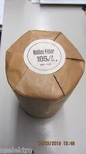 1000 Kaffeerundfilter Kaffeefilter Rundfilter 105/12mm für WMF 4000, Filtromat