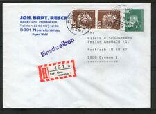 Ungeprüfte Briefmarken aus der BRD (ab 1948) mit Technik-Motiv als Satz