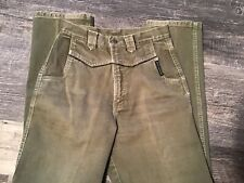 VINTAGE ROCKY MOUNTAIN JEANS GRAY HIGH WAIST SIZE 9  29/35