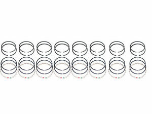 Piston Ring Set STANDARD SIZE 1958-1966 Pontiac 370 389 V8 CAST RINGS 4.0625