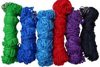 SALE BULK Pack 5 Ringed Haynet Haylage Nets Small Holes Horse Size
