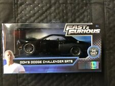 Spanking Hot New Fast And Furious Doms Dodge Challenger SRT8 Diecast Metal 1:32
