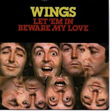 Wings, Let 'Em In, NEW/MINT Ltd edition UK 7 inch vinyl single Black Friday 2014