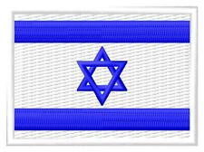 Flagge Israel Flag Israel iron-on Aufnäher patch