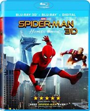 Spider-man: Homecoming [New Blu-ray 3D] With Blu-Ray, UV/HD Digital Copy, Wide