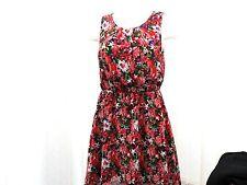 """""""boohoo"""" size 8 flowered summer dress"""