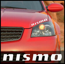 Nismo headlight decal sticker for NISSAN FRONTIER XTERRA Altima 200sx universal