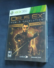 Deus Ex: Human Revolution Augmented Edition (Xbox 360, 2011) Sealed