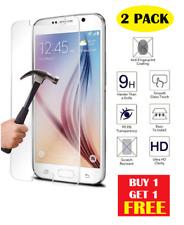 1 x 100% Genuine Gorilla Tempered Glass Film Screen Protector Samsung Galaxy S6