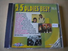 25 oldiest best vol. 16	CD	1995	25 tracks That's the way Inner city blues Shake