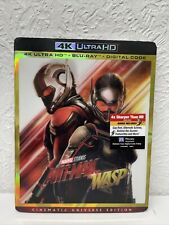 Ant-Man and the Wasp 4K Brand New sealed with slipcover!