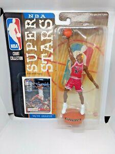 Mattel NBA Superstars Dennis Rodman Bulls Figure