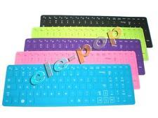 Keyboard Cover Protector Skin FOR SAMSUNG SF510 RF510 RV520-S01 RV520-W01 RV520