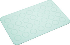 Sweetly Does It by Kitchen Craft 28 Hole Flexible Silicone Macaroon Baking Sheet