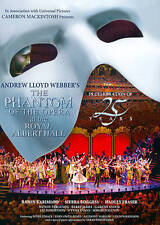 Phantom of the Opera at the Albert Hall (DVD, 2012) NEW Sealed