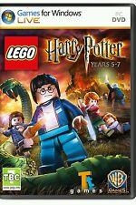 PC Lego Harry Potter Years 5-7 New & Sealed