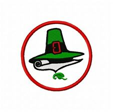 Irish Luck St Patrick's Day Machine Embroidery Designs on multi-formatted CD