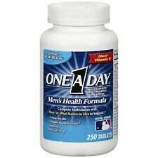 Bayer One A Day Men's Health New Formula, 300 Tablets Complete Multivitamin