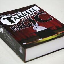 TARBELL COURSE IN MAGIC LESSONS Original BIG Book of Magicians Tricks Close Up