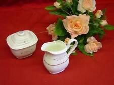Zucker und Milch-Set, Villeroy & Boch Aragon, Porzellan