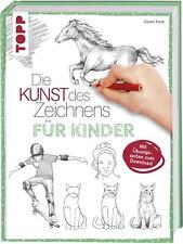 Die Kunst des Zeichnens für Kinder von Gecko Keck (Gebundene Ausgabe)
