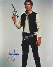 Harrison Ford as HAN SOLO in STAR WARS - SIGNED