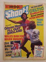 Shoot : 19th October 1985 : Vintage UK Football Magazine