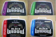 Black Widow Spikes: Q-Fit, Fast Twist, Gewinde 9mm, Gewinde 6mm      vom PGA Pro