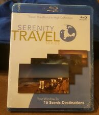 Serenity Travel Series Volume 1 (Blu-ray Disc, 2009) New!!
