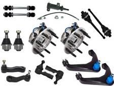 (21) Pcs Front Suspension Steering Kit for (CHEVROLET - GMC - HUMMER) 8 LUGS