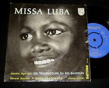 MISSA LUBA EP - TROUBADOURS DU ROI BAUDOUIN CONGO