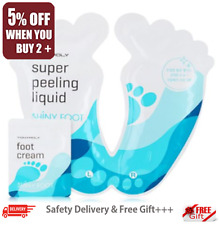 [Tony Moly] Shiny Foot Super Peeling Liquid (25ml * 2pcs) - Korea-Beauty