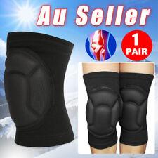 Crashproof Antislip Basketball Knee Leg Sleeve Protector Gear Honeycomb Pad
