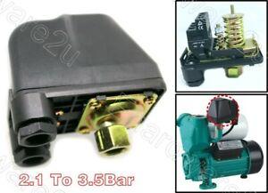 "Water Pump Adjustable Pressure Switch 3.5Bar G3/8"" (JSK-9)"