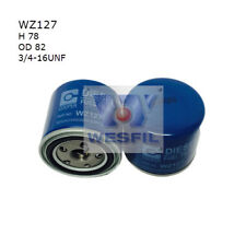 WESFIL FUEL FILTER FOR Holden Rodeo 1.6L, 1.8L, 2.0L 1970-1987 WZ127