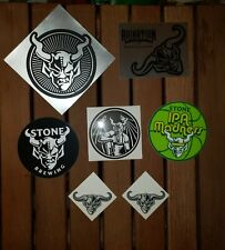 Stone Brewing Stickers Tattoo Craft Beer