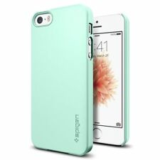 Spigen IPhone 5 / 5s / SE Thin Fit MINT Cover Case (041cs20170)-New