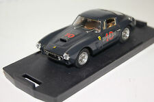 "Ferrari 250 swb ""ten years Bang"" gris 1:43 Bang NOUVEAU & OVP 1031"