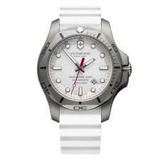 Victorinox Swiss Ejército Reloj de hombre correa blanco I.N.O.X. Professional Diver 241811