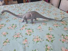Vintage 1974 British Natural History Museum Diplodocus Dinosaur With Damage