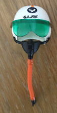 GI JOE ~ 1960's ~ Scramble Pilot Helmet ~ ORIGINAL ~ VINTAGE ~ CLEAN