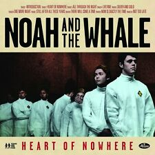 NOAH AND THE WHALE - HEART OF NOWHERE CD ALBUM (MAY 6th)