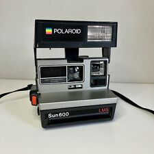 Vintage Retro Polaroid Sun 600 Camera