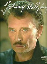 LIVRE - JOHNNY HALLYDAY : MAGAZINE N° 20 SON FILM QUATIER VIP / COMME NEUF