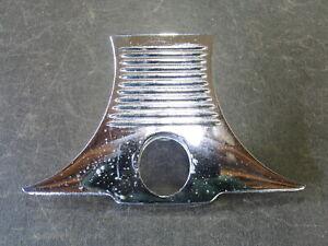 1951 1952 CHEVROLET STYLELINE FLEETLINE COUPE SPEEDOMETER DASH GAUGE CHROME TRIM