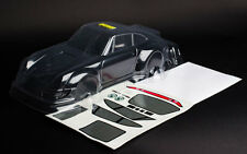 Porsche 911 RWB drift stane 1/10 body to fit Tamiya, LRP, HPI, Yokomo, MST
